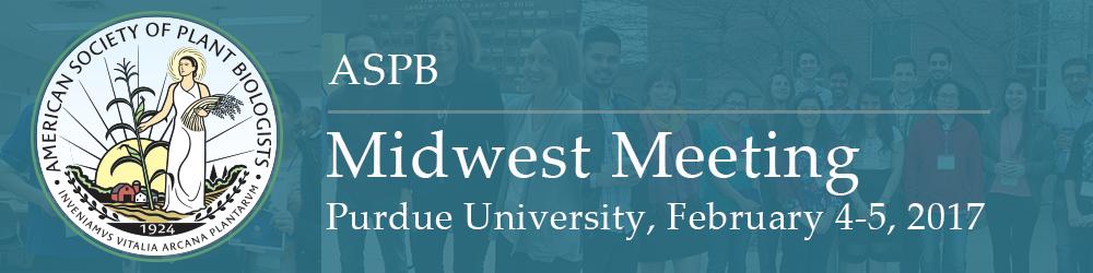 Midwest ASPB Meeting